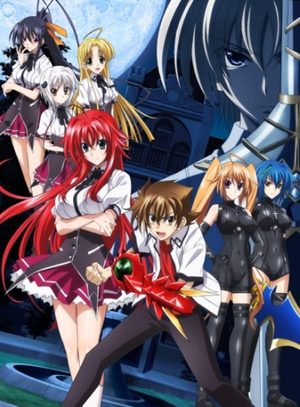 High School DxD (saison 2)