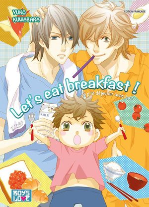 Let's eat breakfast ! Manga