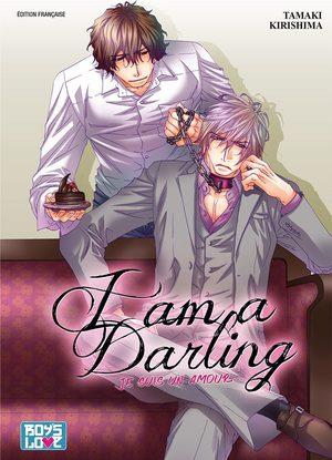 I am a darling Manga