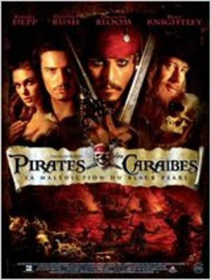 Pirates des Caraïbes : la Malédiction du Black Pearl Film