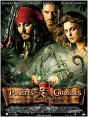 Pirates des Caraïbes : le Secret du Coffre Maudit Film