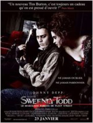 Sweeney Todd : Le Diabolique Barbier de Fleet Street Film