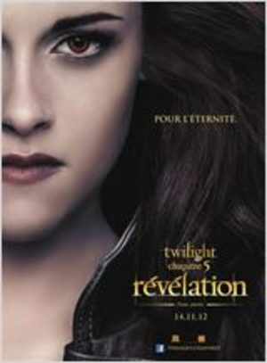 Twilight - Chapitre 5 : Révélation 2e partie Film