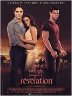 Twilight - Chapitre 4 : Révélation 1ère partie Film