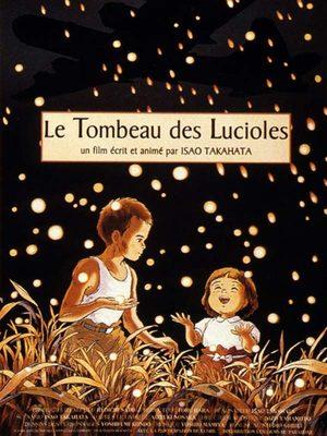 Le Tombeau des lucioles Film