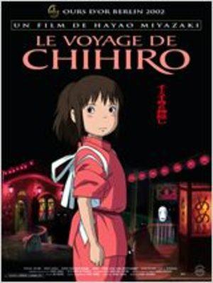 Le Voyage de Chihiro Film