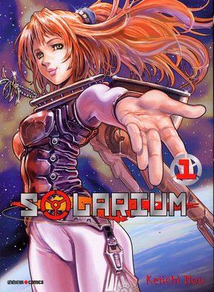 Solarium Manga