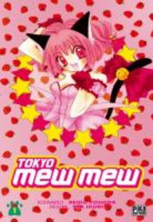 Tokyo Mew Mew Manga