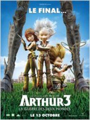 Arthur 3 La Guerre des Deux Mondes Film