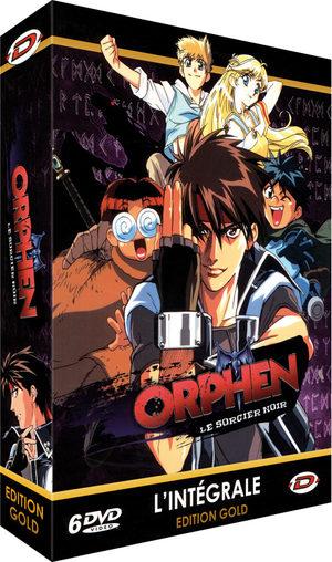 Orphen - Saison 1 Série TV animée