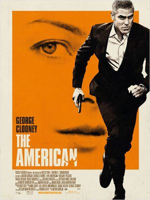 couverture, jaquette The American