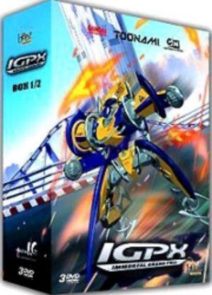 IGPX - Immortal Grand Prix Série TV animée