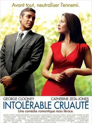 Intolérable cruauté Film