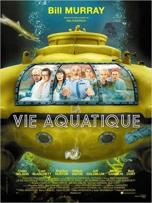 La vie aquatique Film
