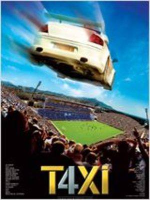 Taxi 4 Film