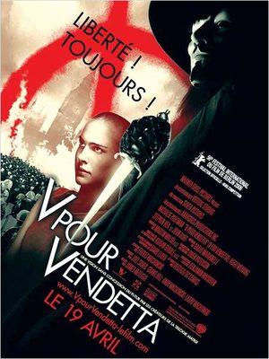 V pour Vendetta Film