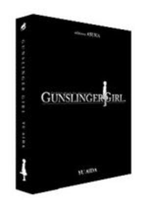 Gunslinger Girl Manga
