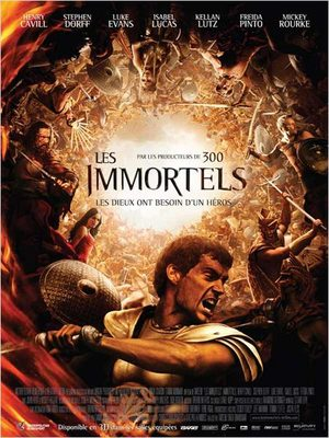 Les Immortels Film