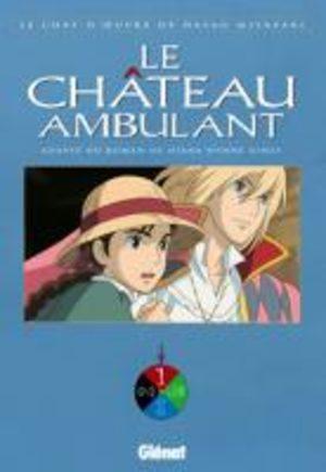 Le Château Ambulant Anime comics