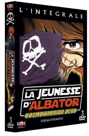 Cosmo Warrior Zero - La jeunesse d'Albator  Série TV animée