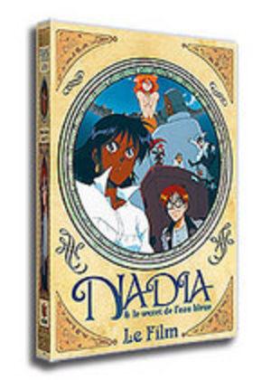 Nadia, le Secret de l'eau bleue Artbook