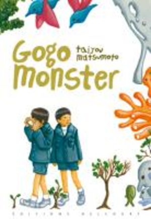 Gogo Monster Manga