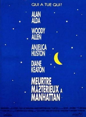 Meurtre mystérieux à Manhattan Film