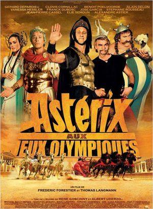 Astérix aux Jeux Olympiques Film