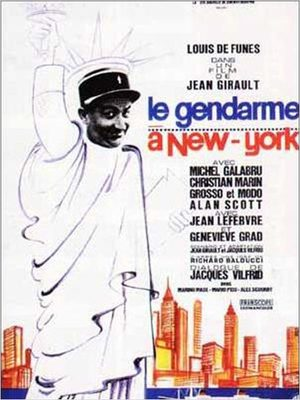 Le Gendarme à New York