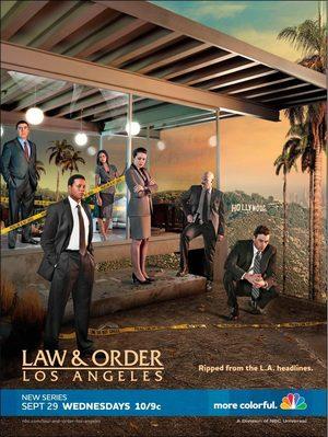Los Angeles, police judiciaire