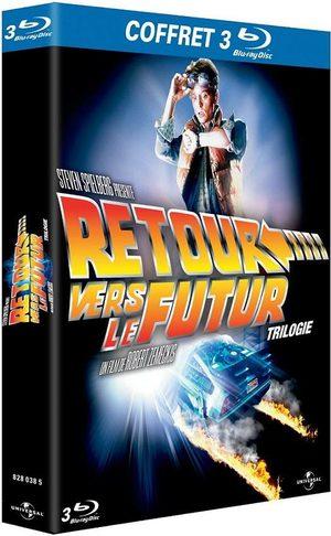 Retour vers le futur - Trilogie