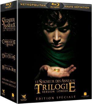 Le seigneur des anneaux - Trilogie