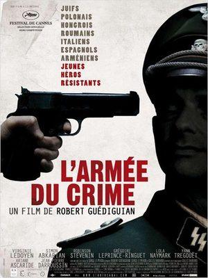 L'Armée du crime Film