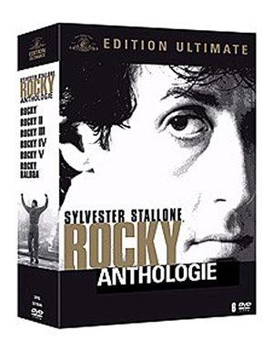 ROCKY Anthologie - 6 films