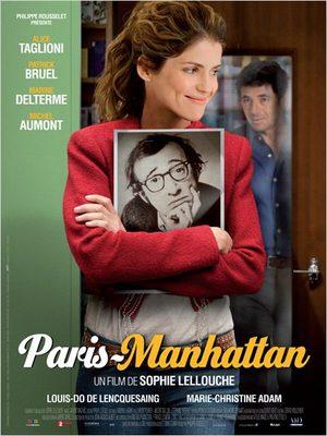 couverture, jaquette Paris manhattan