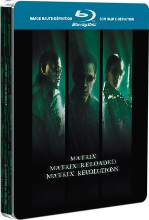 Matrix - Trilogie