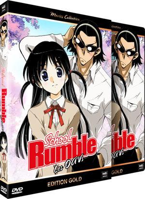 School Rumble - OAV : Les Vacances D'Éte