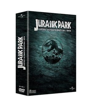 Jurassic Park - Trilogie Produit spécial