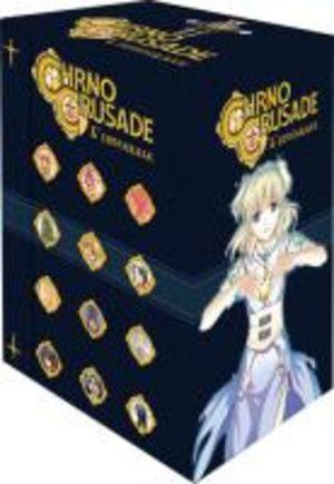 Chrno Crusade Manga