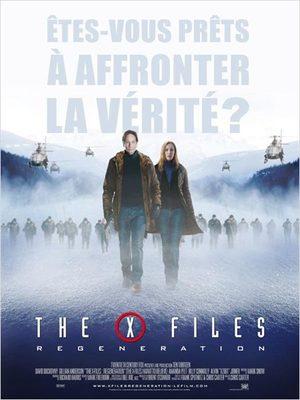 The X Files - Régénération Film