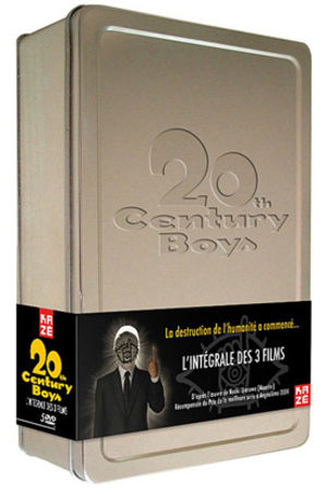 20th Century Boys - Trilogie
