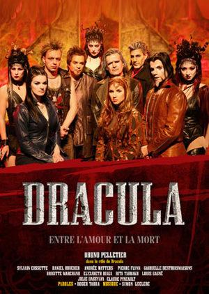 Dracula, entre l'amour et la mort