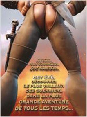 Ronal le Barbare Film