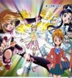 Pretty Cure Splash Star Série TV animée