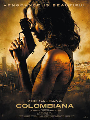 Colombiana Film