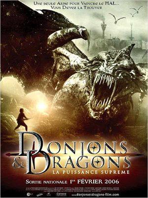 Donjons & Dragons : La puissance suprême Film
