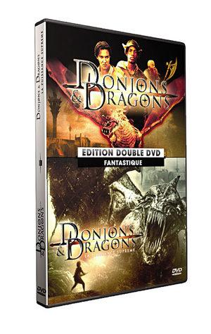 Donjons & Dragons 1 et 2