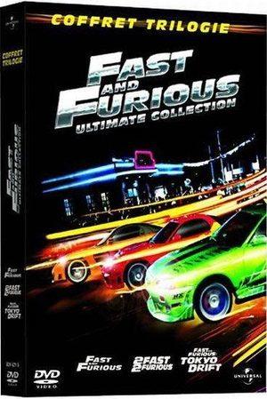 Fast & Furious - Trilogie