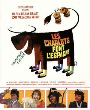 Les Charlots font l'Espagne Film