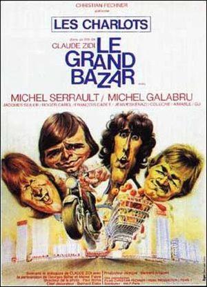Les Charlots: Le Grand Bazar Film